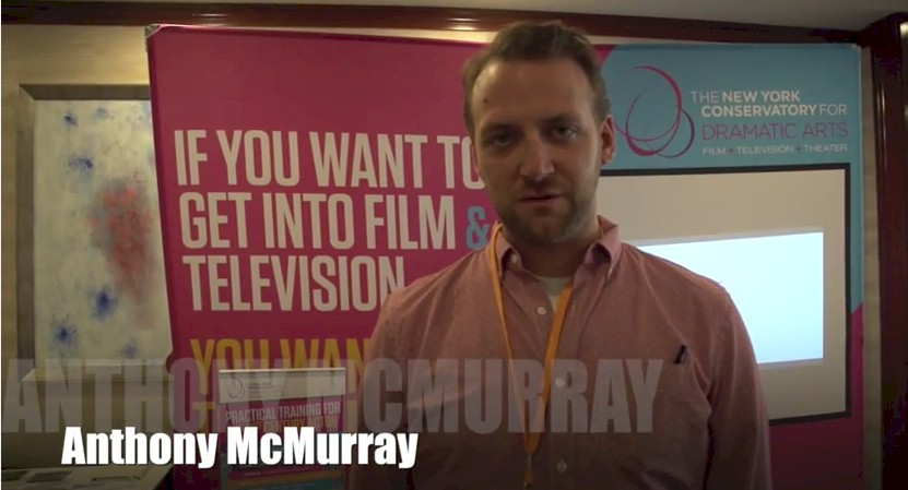Acting with Anthony McMurray