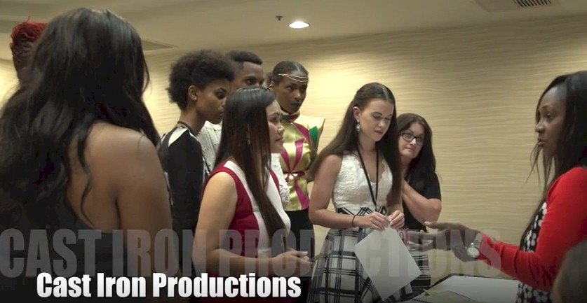 TV Casting  with Cast Iron Productions